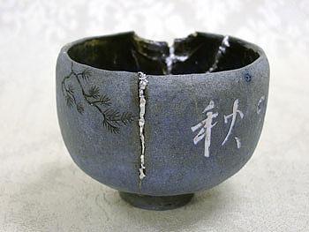 Чаша тяван для японской чайной церемонии. Художник-керамист В.Юделевич